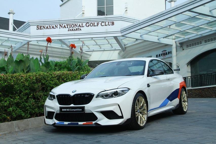 BMW Hadirkan Aksesori M Performance Untuk M2 Competition, Harganya Setara Innova