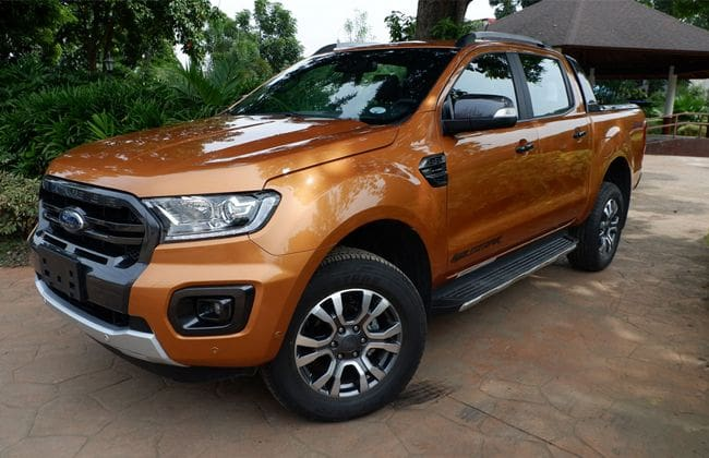 Ford Ranger Wildtrak X may come to the Philippines