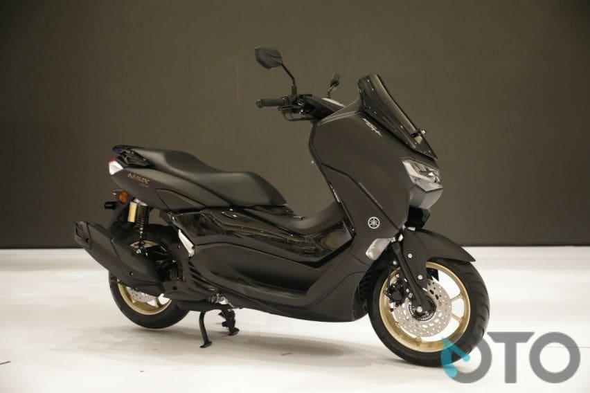 Harga Yamaha NMax Connected 2020