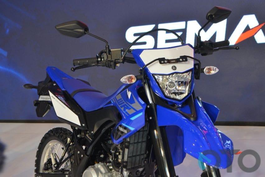 Komparasi Yamaha WR 155R dan Kawasaki KLX 150 BF SE, Harganya Beda Tipis