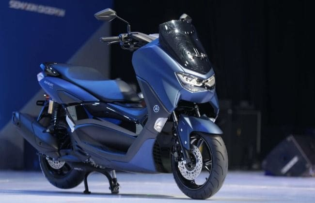 Yamaha updates NMax in Indonesia, to arrive in 2020