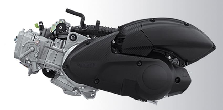 2020 Yamaha NMax engine