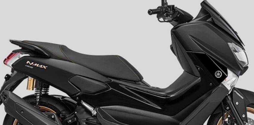 2020 Yamaha NMax side