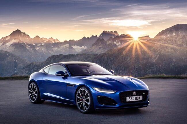 Jaguar F-Type Diremajakan, Punya Settingan Mesin Anyar di Balik Ubahan Paras