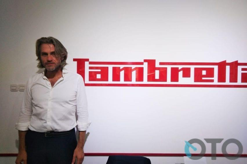 Pabrik Lambretta