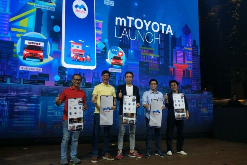 Aplikasi mToyota Diluncurkan, Bisa Buat Tukar Tambah Mobil