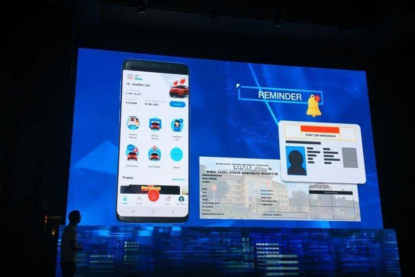 aplikasi smartphone mtoyota