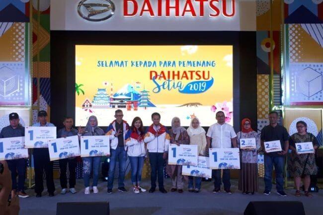 Daihatsu Setia 2019 Umumkan Jawara di Ajang Urban Fest