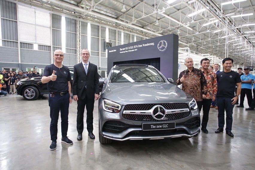 Mercedes-Benz Luncurkan GLC Facelift, Tambah Fitur dan Harga