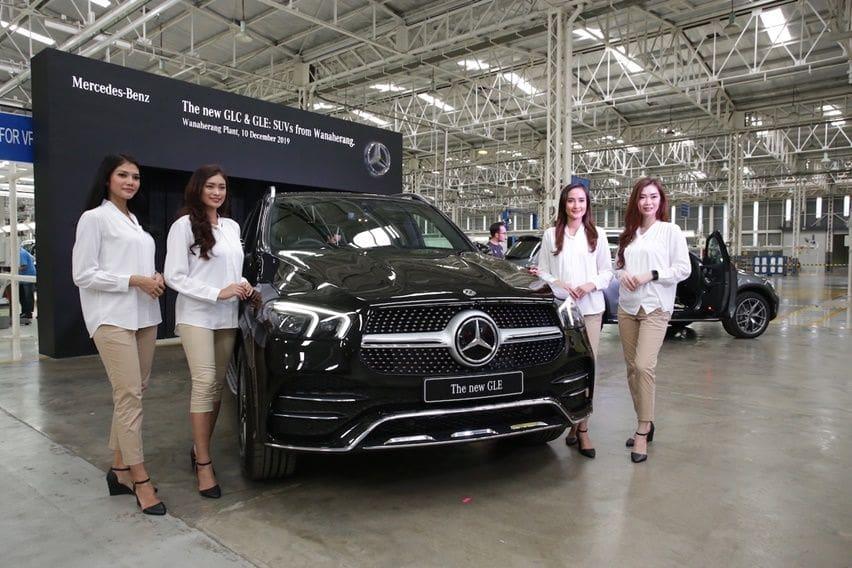 SUV 7-seater Mercedes-Benz GLE Dirakit Lokal, Harga Bakal Lebih Murah?