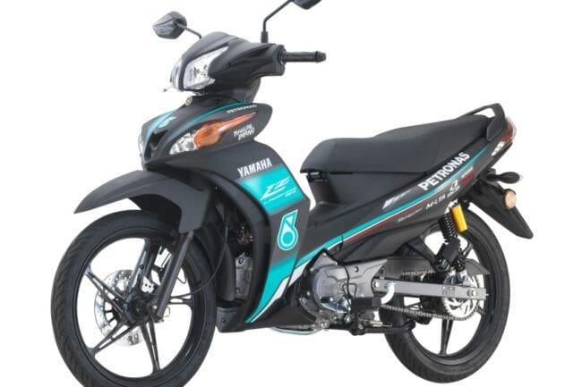 Yamaha Jupiter Z1 Pakai Livery Motogp Petronas Srt