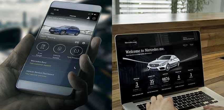 Mercedes-Benz introduces 'Mercedes me' connect service in ...