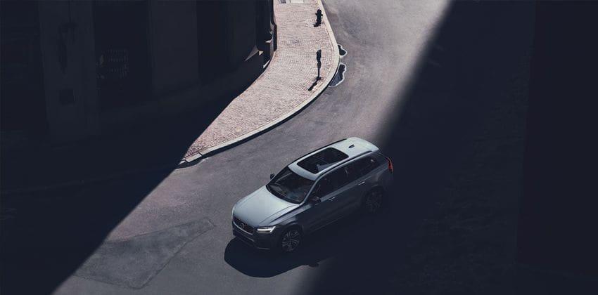2020 Volvo XC90 exterior