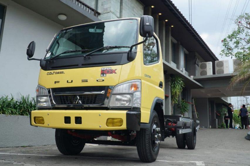 Andalkan Truck Campaign 2019, Penjualan Mitsubishi Fuso Tembus 5 Ribu Unit