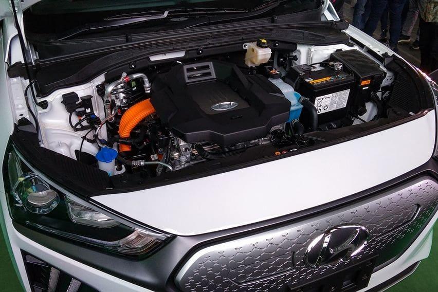 Spesifikasi Mobil Listrik Hyundai Ioniq Yang Menjadi Armada Grab Oto