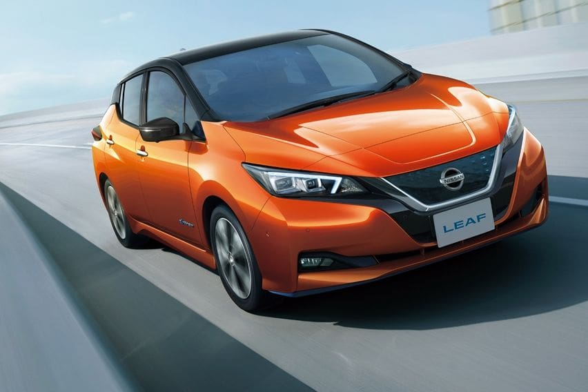 Nissan Leaf Baru Meluncur 2020, Teknologi Makin Canggih
