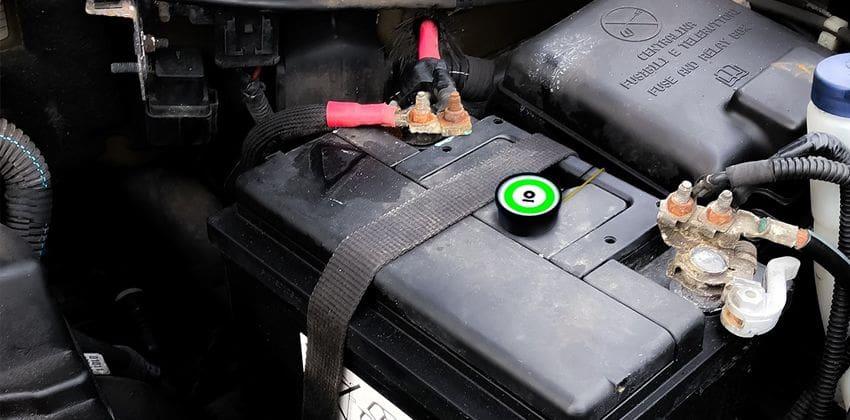 Vehicle Anatomy - battery