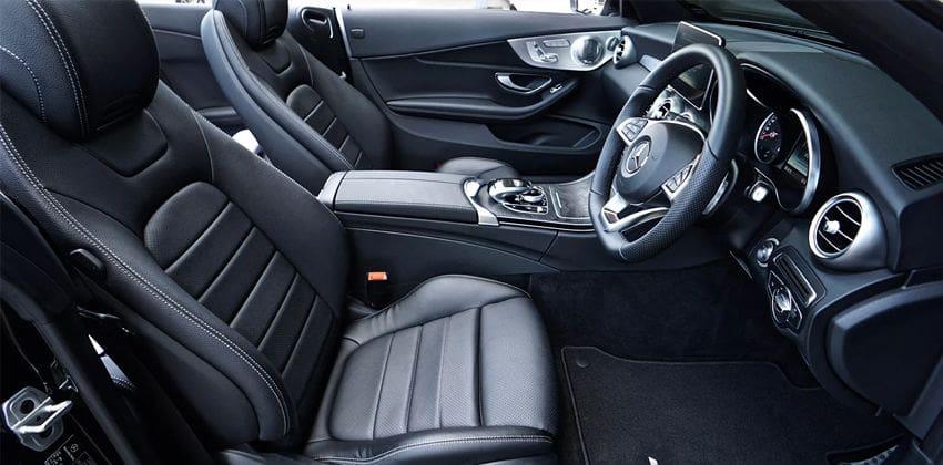 Vehicle Anatomy - interior