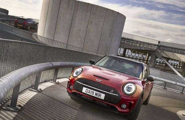 Rumours of turning Mini Clubman into SUV