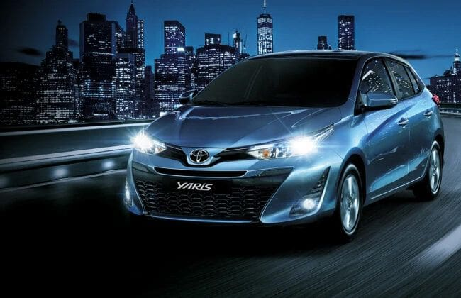 Toyota Yaris Hatchback: All you need to know
