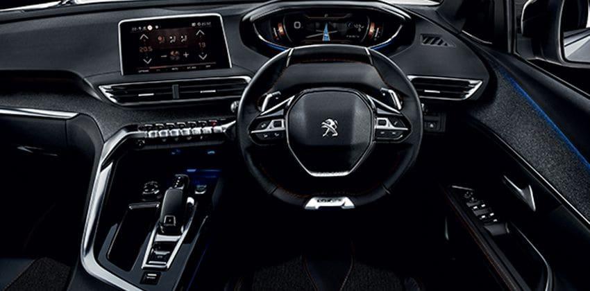 Peugeot 3008 Plus interior