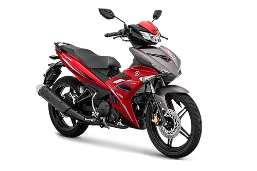 Yamaha Segarkan Warna MX King 150, Ini Pilihan Barunya