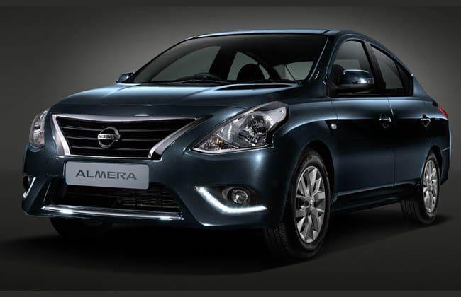 2019 Nissan Almera