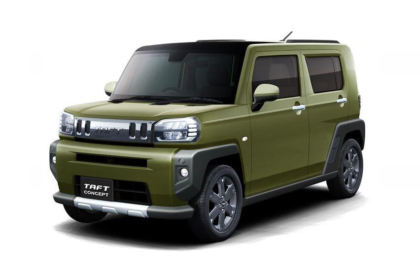 Hadapi Suzuki Jimny, Daihatsu Siapkan Taft Anyar pada 2020