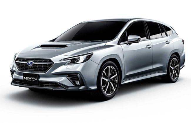 Subaru Levorg STI Sport coming in January 2020