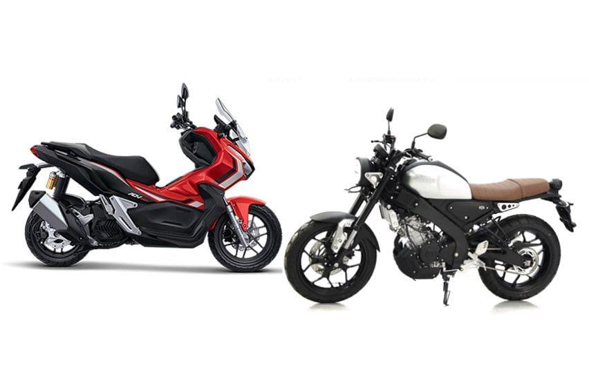 Touring Pakai Motor Baru, Pilih Yamaha XSR 155 atau Honda ADV 150?