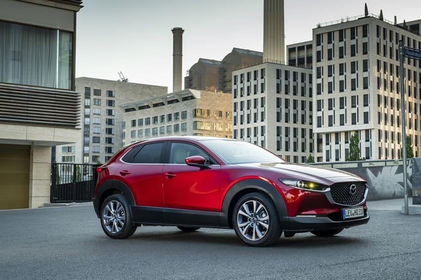 Selisik Mazda CX-30 Yang Hadir di 2020