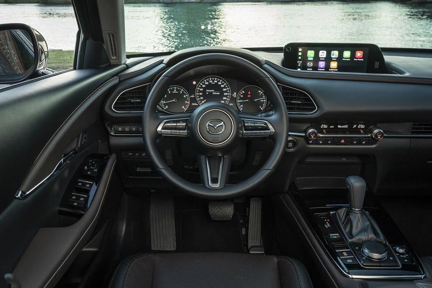 Kelengkapan Mazda3 turut dibawa