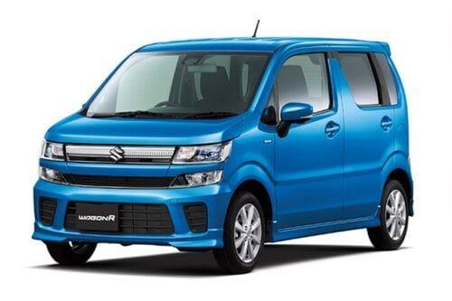 Harga Otr Suzuki Karimun Wagon R 2021 Simulasi Kredit Cicilan Oto