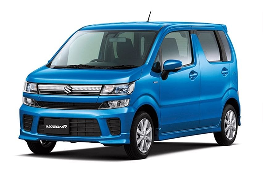 Suzuki Rilis Seri Wagon R Terbaru pada 20 Januari 2020