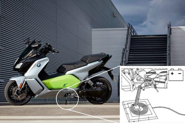 BMW Motorrad Kembangkan Pengisian Baterai Layaknya Smartphone