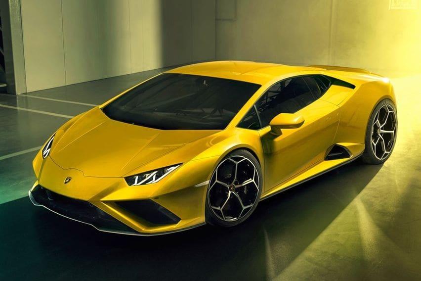 Lamborghini Kenalkan Huracan Evo RWD, Junior Supercar Jago Drifting