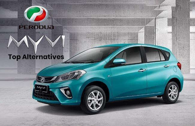 Perodua Myvi: Know its alternatives