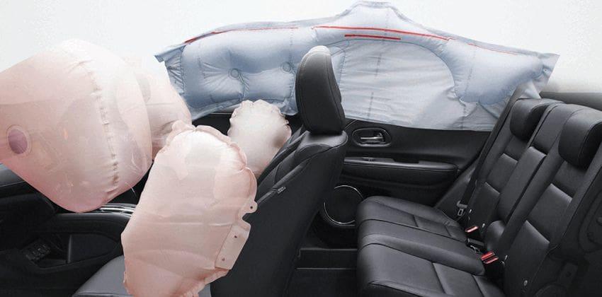 Honda HR-V airbags