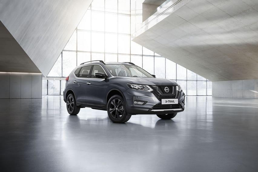Nissan X-Trail dan Dua Model Lain mendapat Trim Anyar, Tema Gelap Bertabur Teknologi