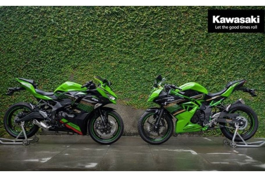 Kawasaki Ninja 250 4-Silinder Indonesia 2020