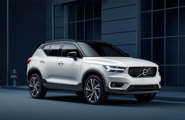 Volvo Cars' sales grow 9.8 per cent- XC60 leads followed by XC40