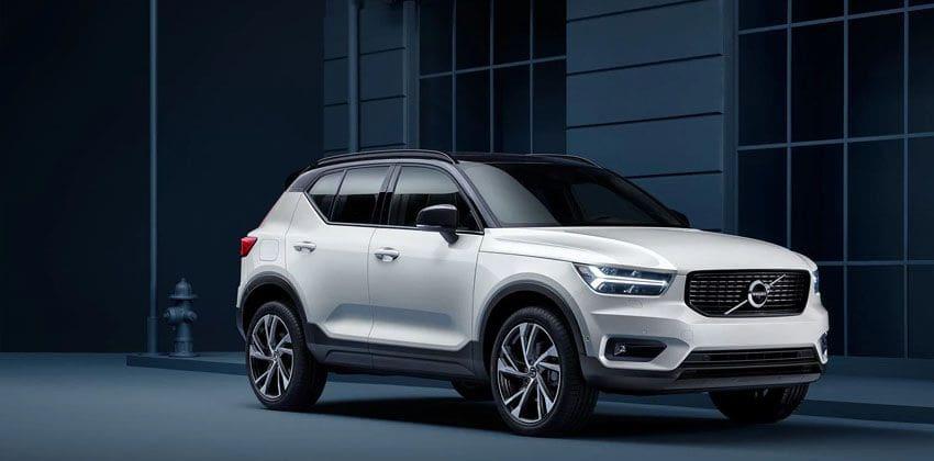 Volvo Cars global sales