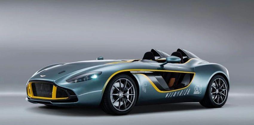CC100 Speedster centenary concept car