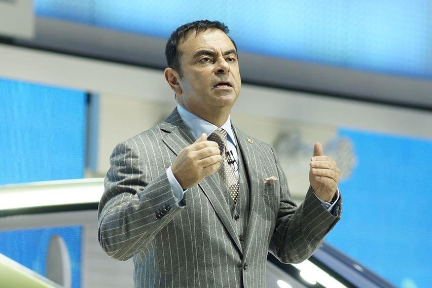 Skandal Carlos Ghosn buron