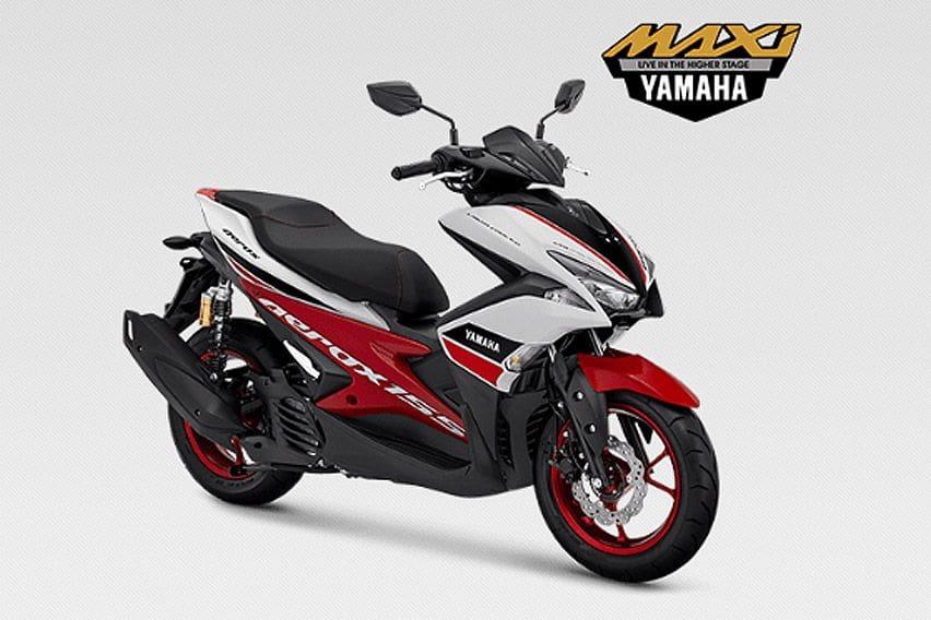 Kenali Fitur Unggulan Yamaha Aerox 155
