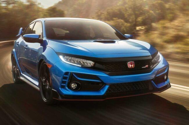Honda Civic Type R Diremajakan, Kini Punya Honda Sensing