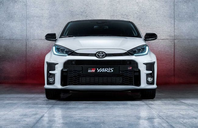 Toyota GR Yaris uncovered, gets 257 hp & all-wheel-drive