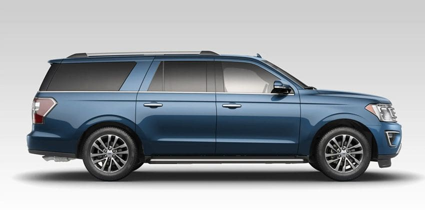 Ford Expedition side
