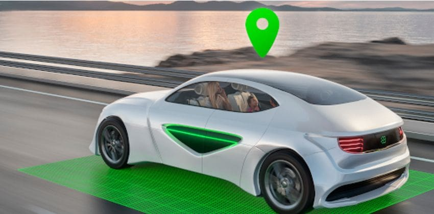 High-Precision Vehicle Positioning System