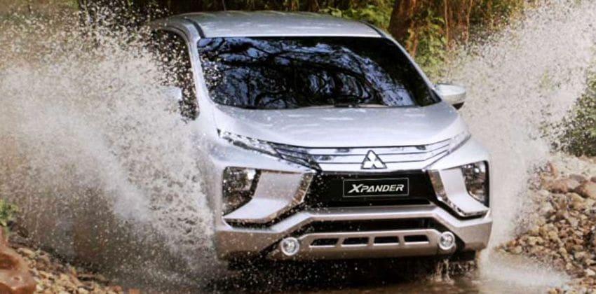 Mitsubishi Xpander front